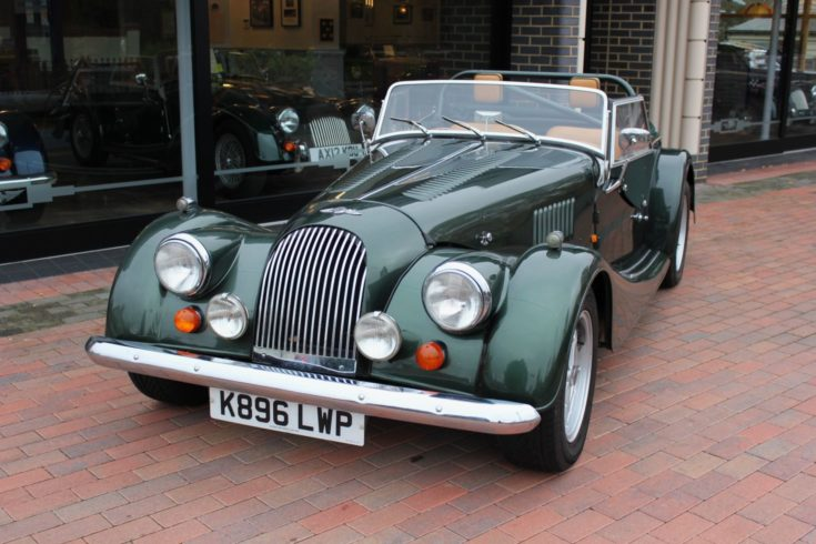 Used Morgan Cars For Sale Melvyn Rutter Limited