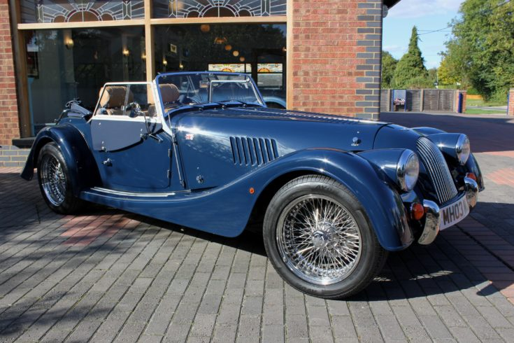 New And Used Morgan Cars For Sale Uks No1 Morgan Dealer Melvyn